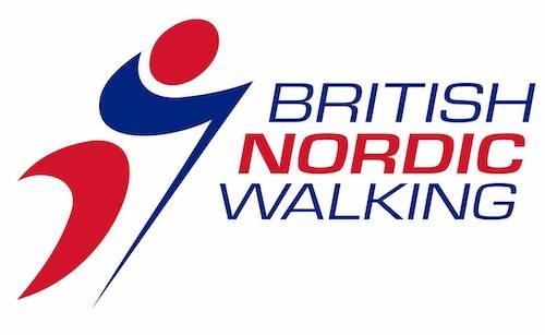 British Nordic Walking Logo
